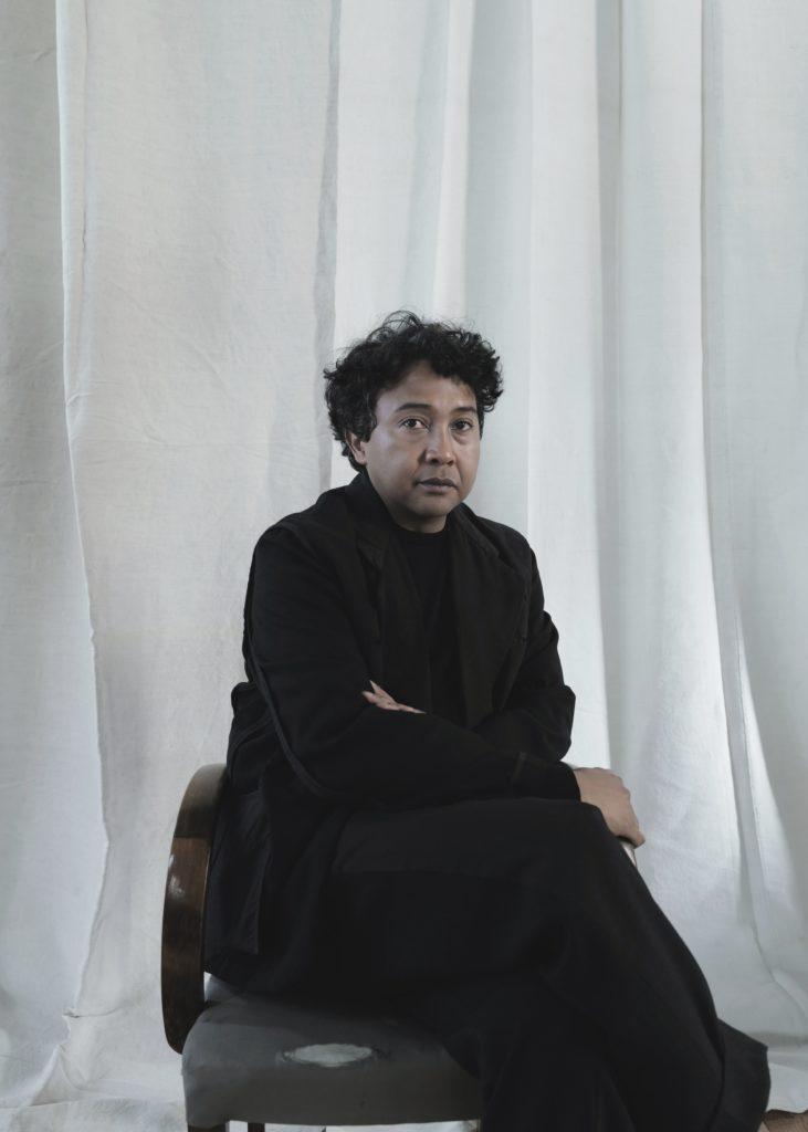 Portrait Joël Andrianomearisoa